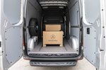 Mercedes eSprinter cargo space
