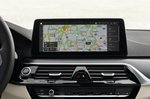 BMW 5 Series saloon 2020 infotainment
