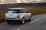 Range Rover 2021 rear tracking