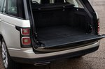 Range Rover 2021 boot open