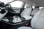 Range Rover Evoque 2021 front seats