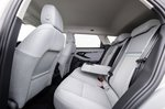 Range Rover Evoque 2021 rear seats