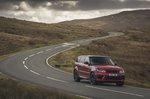 Range Rover Sport 2020 wide front cornering