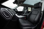 Range Rover Sport 2020 front seats