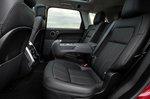 Range Rover Sport 2020 rear seats