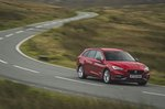 Seat Leon Estate 2020 front tracking