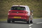 Seat Leon Estate 2020 rear tracking