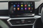 Seat Leon Estate 2020 infotainment