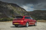 Seat Leon Estate 2020 rear left static