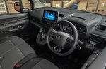 Toyota Proace City front interior
