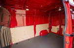 Vauxhall Movano load space