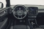 Volvo XC40 Electric dashboard