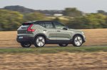 Volvo XC40 Recharge 2020 wide rear panning