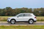 Volkswagen Tiguan 2020 left panning