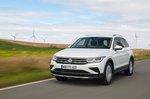 Volkswagen Tiguan 2020 front wide tracking