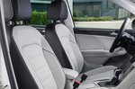 Volkswagen Tiguan 2020 front seats