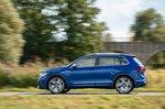 Volkswagen Tiguan R 2020 left panning