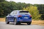 Volkswagen Tiguan R 2020 rear wide tracking