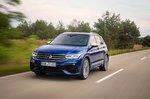 Volkswagen Tiguan R 2020 front tracking