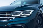 Volkswagen Tiguan 2021 Front headlight detail