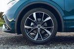 Volkswagen Tiguan 2021 Front wheel detail