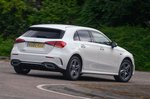 Mercedes-Benz A-Class A250 2020 rear tracking