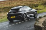 Aston Martin DBX 2020 rear cornering