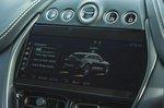 Aston Martin DBX 2020 infotainment
