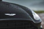 Aston Martin DBX 2020 front detail