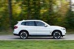 BMW iX3 2020 right panning