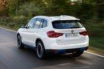 BMW iX3 2020 rear left tracking