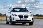 BMW iX3 2020 front right tracking