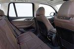 BMW iX3 2020 rear seats