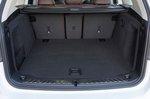 BMW iX3 2020 boot open