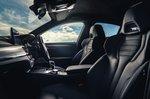 BMW M5 2020 front seats
