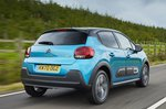 Citroën C3 2020 rear static