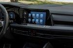 Volkswagen GTE 2020 infotainment