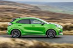 Ford Puma ST 2020 right tracking