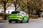 Ford Puma ST 2020 rear tracking