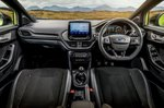 Ford Puma ST 2020 dashboard