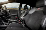 Ford Puma ST 2021 front seats