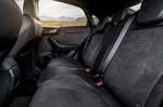 Ford Puma ST 2020 rear seats