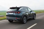 Hyundai Tucson 2020 Rear 3/4 tracking