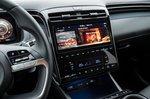 Hyundai Tucson 2020 Centre console