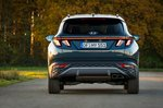 Hyundai Tucson 2020 Rear static
