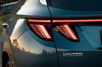 Hyundai Tucson 2020 Rear lights