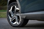 Hyundai Tucson 2020 Left front wheel
