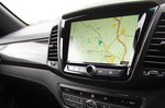 Ssangyong Musso 2020 infotainment screen
