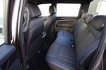 Ssangyong Musso 2020 rear seats