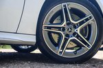 Mercedes-Benz A-Class A250 2020 wheel detail